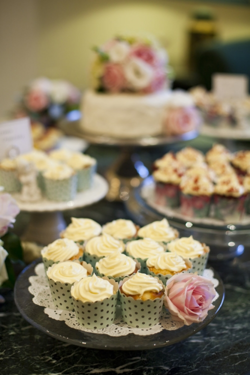 Beautiful cakes made by the Hudsons