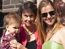 Granny Jenni, Lilia and Lisa