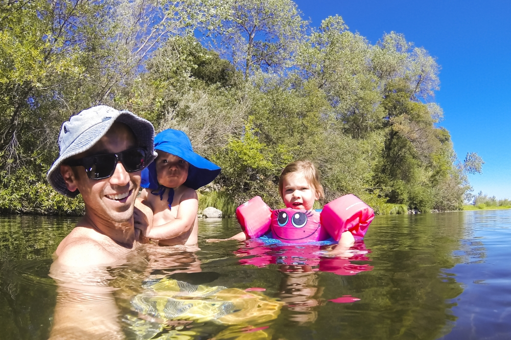 Russian River Swim