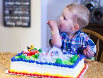 Owen Turns Two