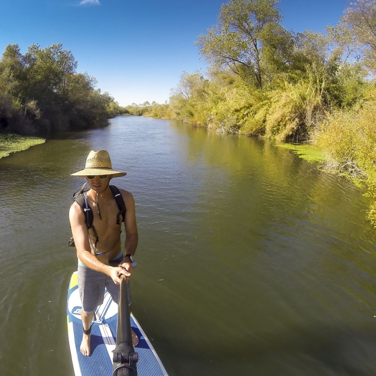 Russian River SUP