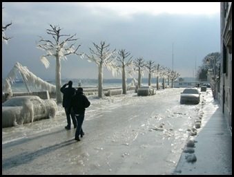 Winter In Versoix