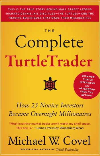 Turtle trading strategy game