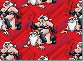 Male Christmas Paper